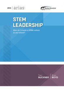 ASCD Arias Publication: STEM Leadership
