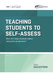 ASCD Arias Publication: Teaching Students to Self-Assess