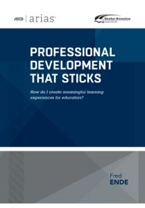 ASCD Arias Publication: Professional Development That Sticks