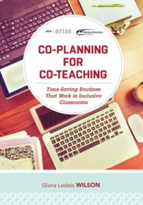 ASCD Arias Publication: Co-Planning for Co-Teaching