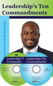 Leadership's Ten Commandments DVD