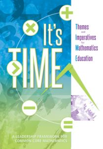 It's TIME: Themes and Imperatives for Mathematics Education