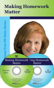 Making Homework Matter DVD