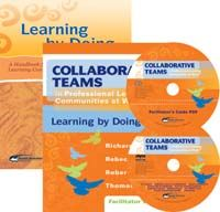 Collaborative Teams in PLCs at Work: A Multimedia Kit