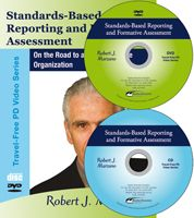 Standards-Based Reporting and Formative Assessment: On the Road to a Highly Reliable Organisation DVD