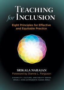 Teaching for Inclusion: Eight Principles for Effective and Equitable Practice