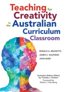 Teaching for Creativity in the Australian Curriculum Classroom