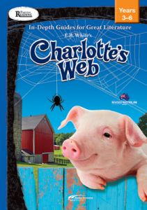 Rigorous Reading: In-Depth Guides for Great Literature: Charlotte's Web