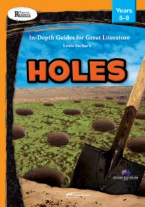 Rigorous Reading: In-Depth Guides for Great Literature: Holes