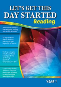 Let's Get This Day Started: Reading, Year 1