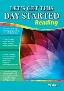 Let's Get This Day Started: Reading, Year 5