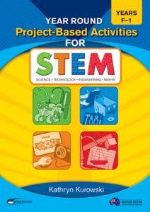 Year Round Project-Based Activities for STEM, Years F-1