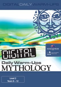 Digital Daily Warm-Ups: Mythology Level 2 – Years 9–12