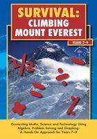 The Survival Series: Climbing Mount Everest