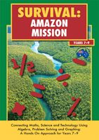 The Survival Series: Amazon Mission