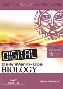 Digital Daily Warm-Ups: Biology Level 2 – Years 9–12