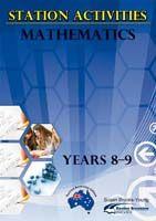 Station Activities Station Activities Mathematics, Years 8-9