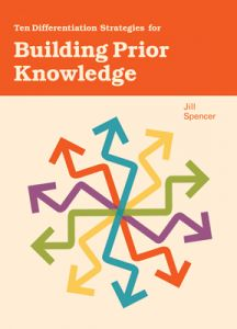 Ten Differentiation Strategies for Building Prior Knowledge