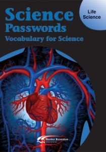 Science Passwords:  Vocabulary for Science -  Life Science (Student Book)