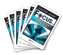 Focus on Maths: Level A Teacher Books Set of 6