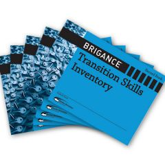 Brigance: Transition Skills 2014: Record Book (Set of 10)