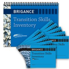 Brigance: Transition Skills 2014: Inventory Kit