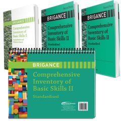 Brigance: CIBS II 2014: Standardised Classroom Kit