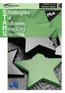 STARS PLUS Series E Teacher Guide