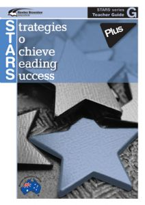 STARS PLUS Series G Teacher Guide