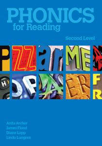Phonics for Reading Student Book Second Level (Set of 5)