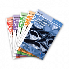 CAMS Plus Mixed Pack Student Books C-G