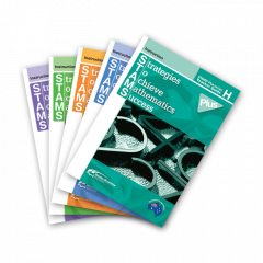 STAMS Plus Mixed Pack Teacher Guides D-H
