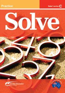 Solve Series C Student Book (Set of 5)