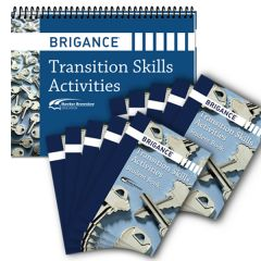Brigance: Transition Skills 2014: Activities Kit
