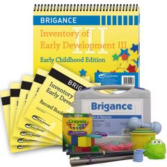 Brigance: IED III 2014: Early Childhood Classroom Kit