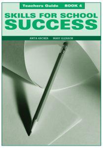 Skills for School Success: Book 4 Teacher Guide