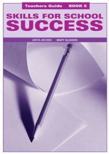 Skills for School Success: Book 5 Teacher Guide