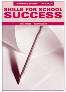 Skills for School Success: Book 6 Teacher Guide