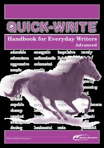 Quick-Write: Everyday Writers: Advanced (Set of 5)