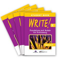 WRITE! Student Book H (Years 8-9): Set of 5