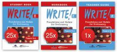 WRITE! Series Class Set E (Years 5-6)