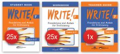 WRITE! Series Class Set F (Years 6-7)