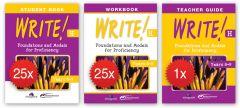WRITE! Series Class Set H (Years 8-9)
