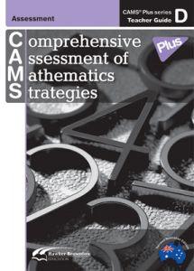 CAMS Plus Series D Teacher Guide