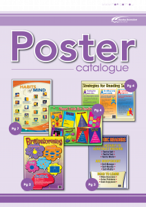 Catalogue: POSTERS