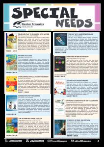 Catalogue: Special Needs