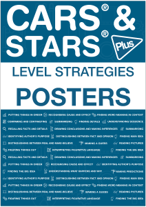 Poster: CARS & STARS Plus Level Strategies Posters
