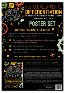 Neurodevelopmental Differentiation Poster Set