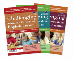 Challenging Australian Curriculum: English Lessons