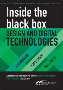 Inside the Black Box: Design and Digital Technologies